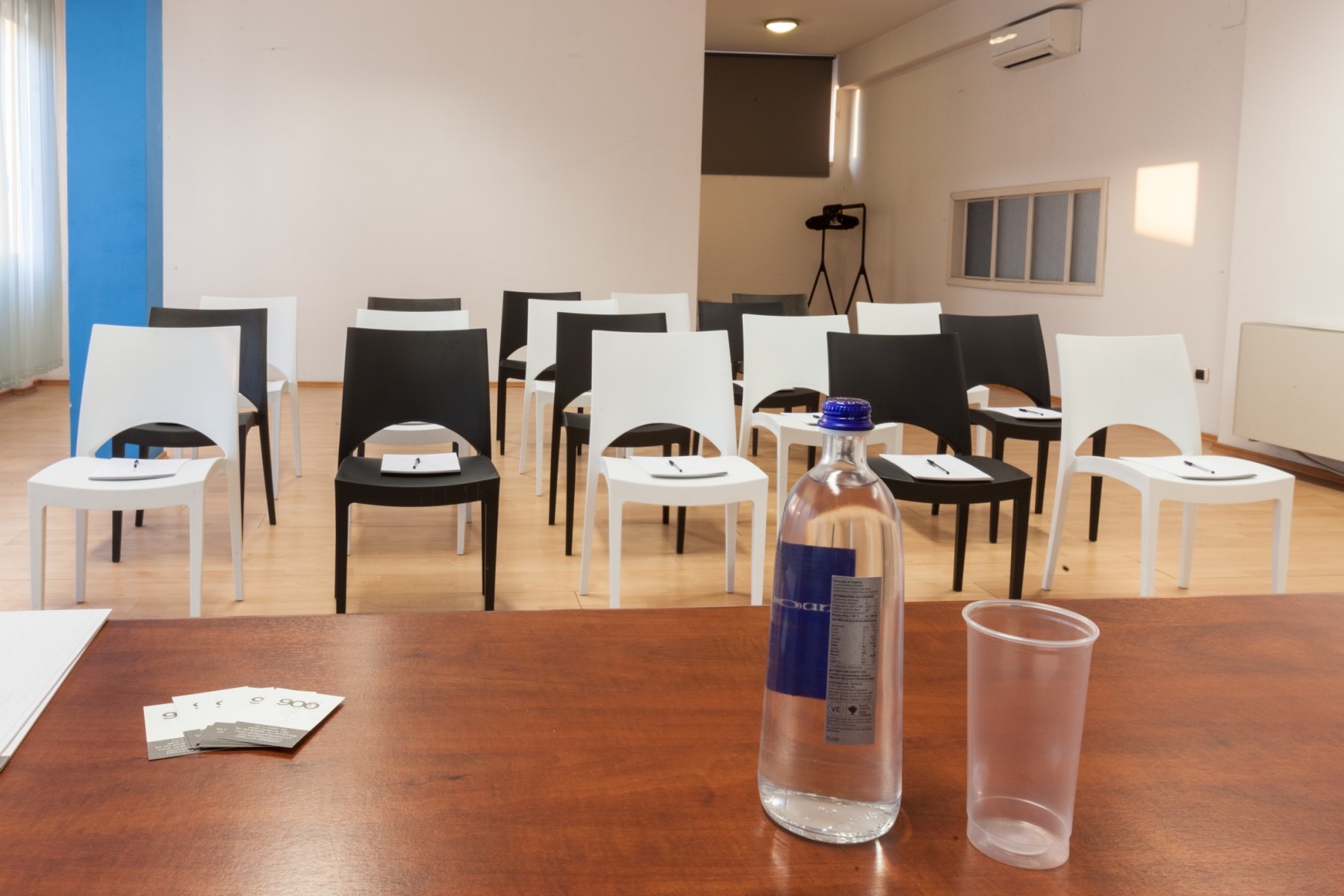 Sala meeting Business Hotel 900 Giulianova Abruzzo