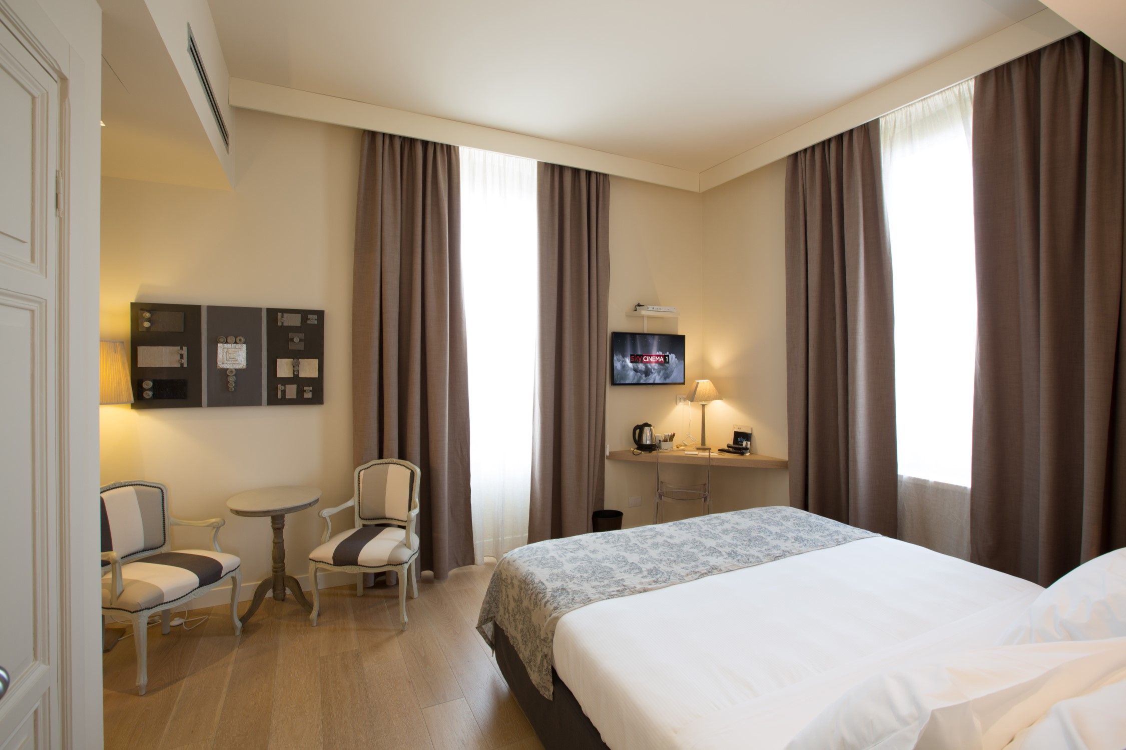 Camera Deluxe Room Hotel 900 Giulianova Luxury Business Leisure Vacanza