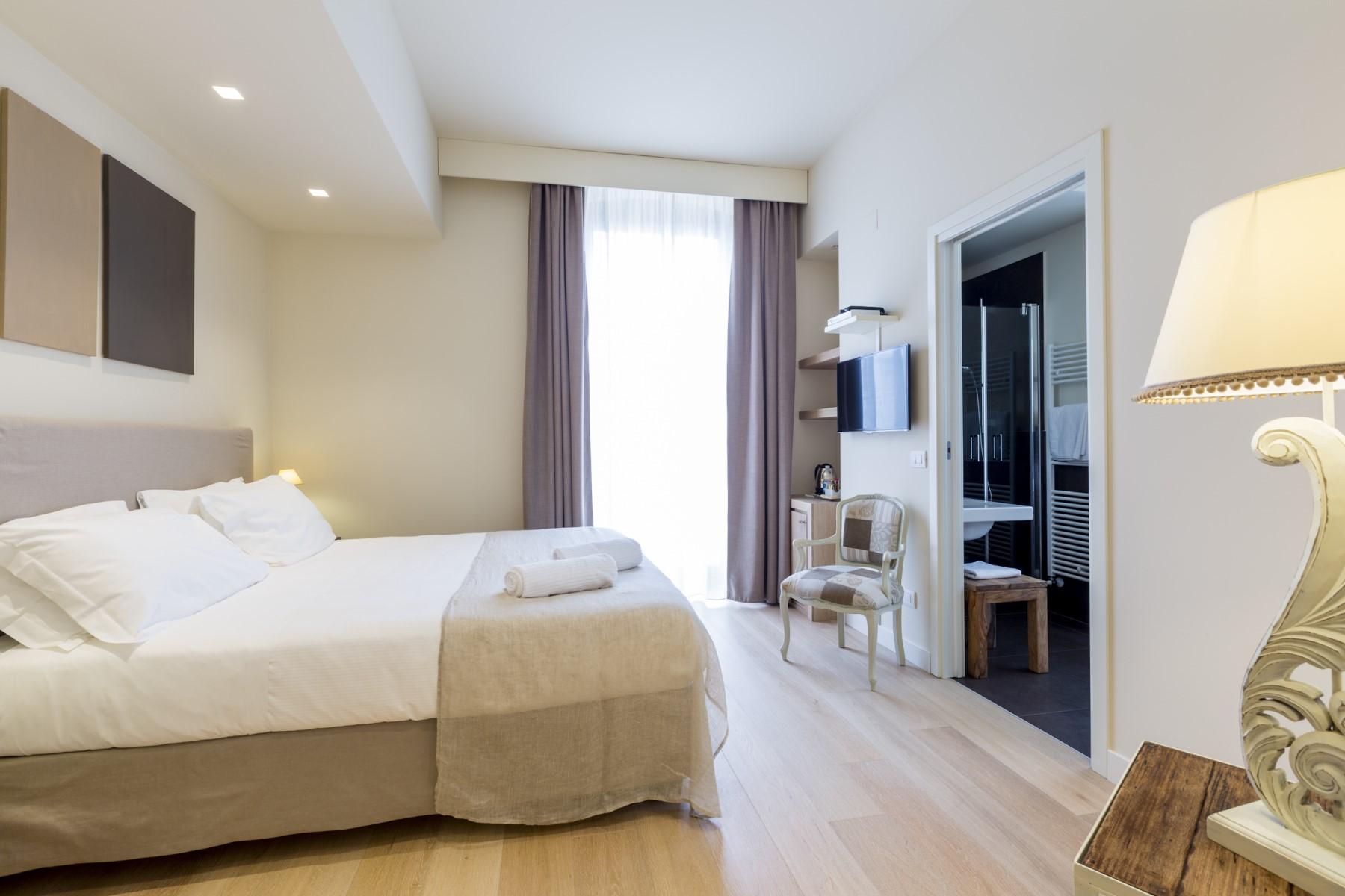 Camera Deluxe Room Hotel 900 Giulianova Luxury Business Leisure Vacanza