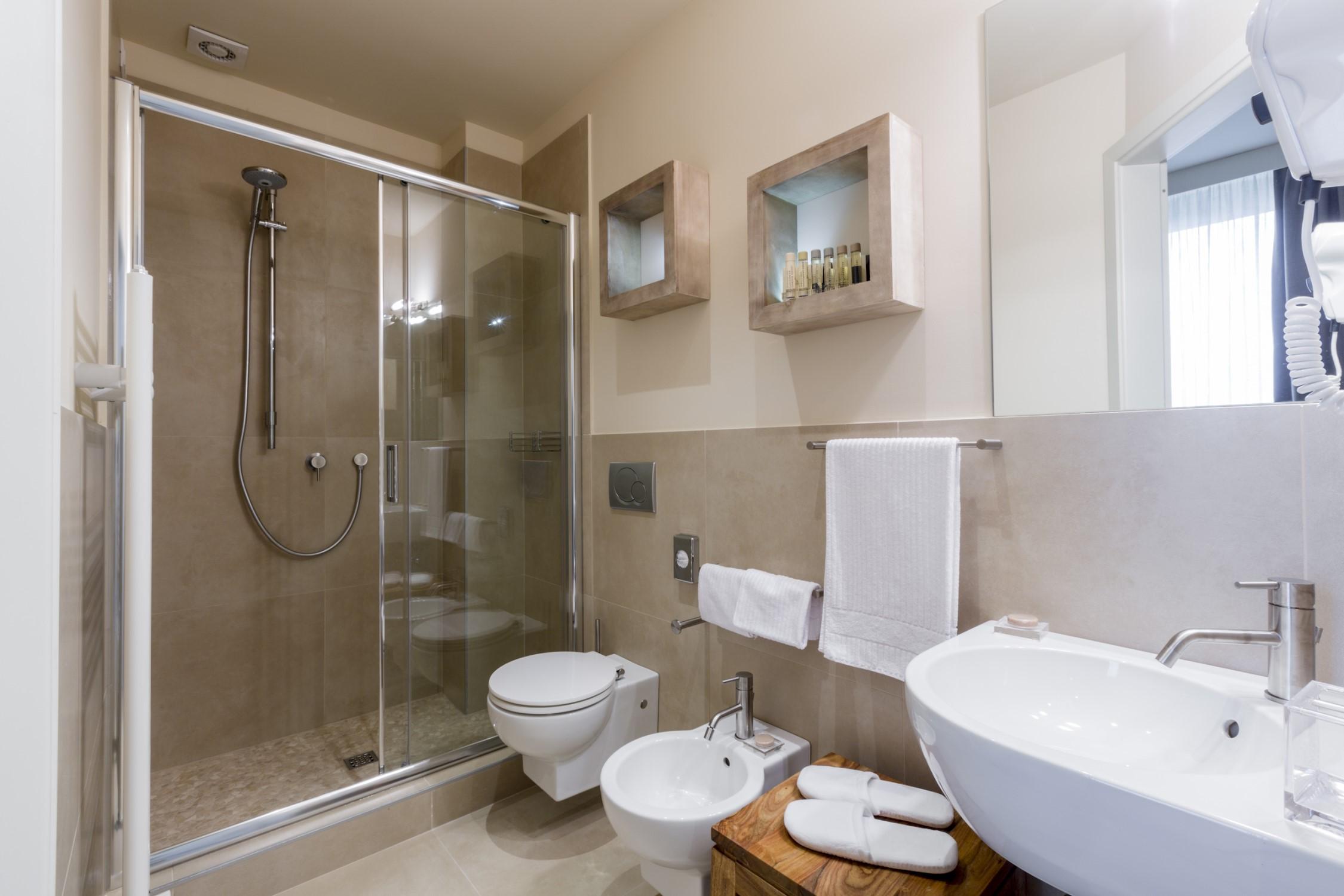 Toilette Bagno Hotel 900 Giulianova Servizi Charme Luxury Business Leisure Vacanza