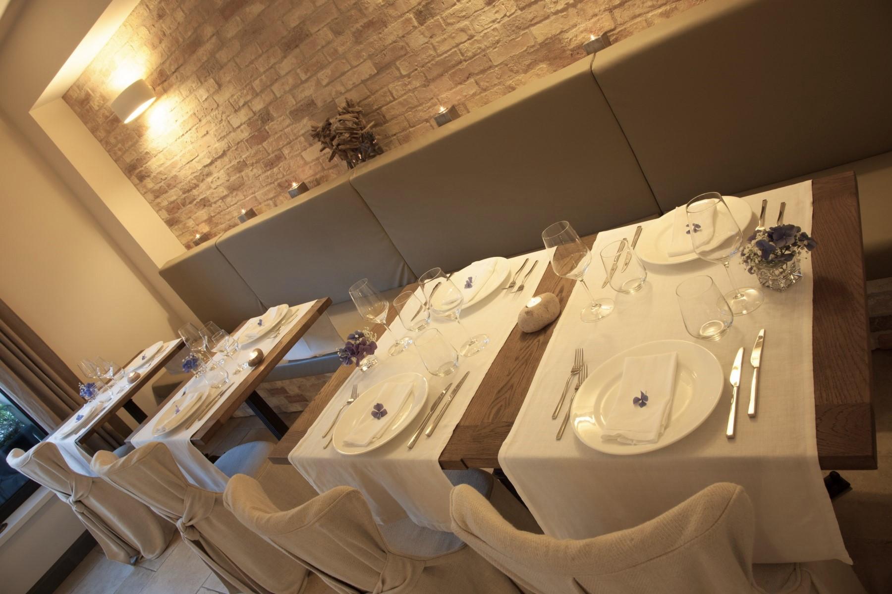 Hotel 900 Giulianova Ristorante Restaurant Colazione Breakfast