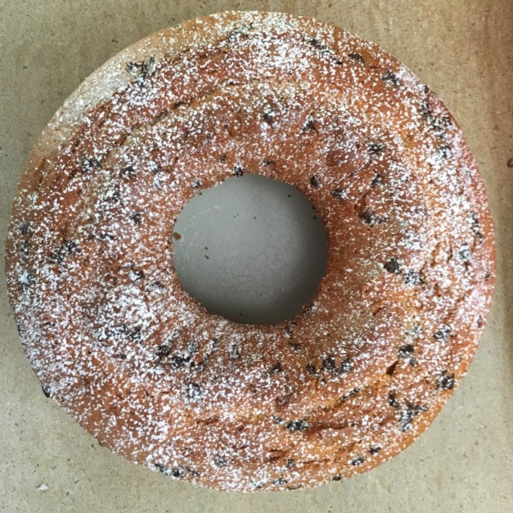Ciambellone con gocce di cioccolato Hotel 900 Cake Torta Homemade Fatta in casa