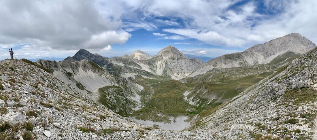 Gran Sasso Abruzzo Montagne Mountains Montagne Paesaggio Landscape