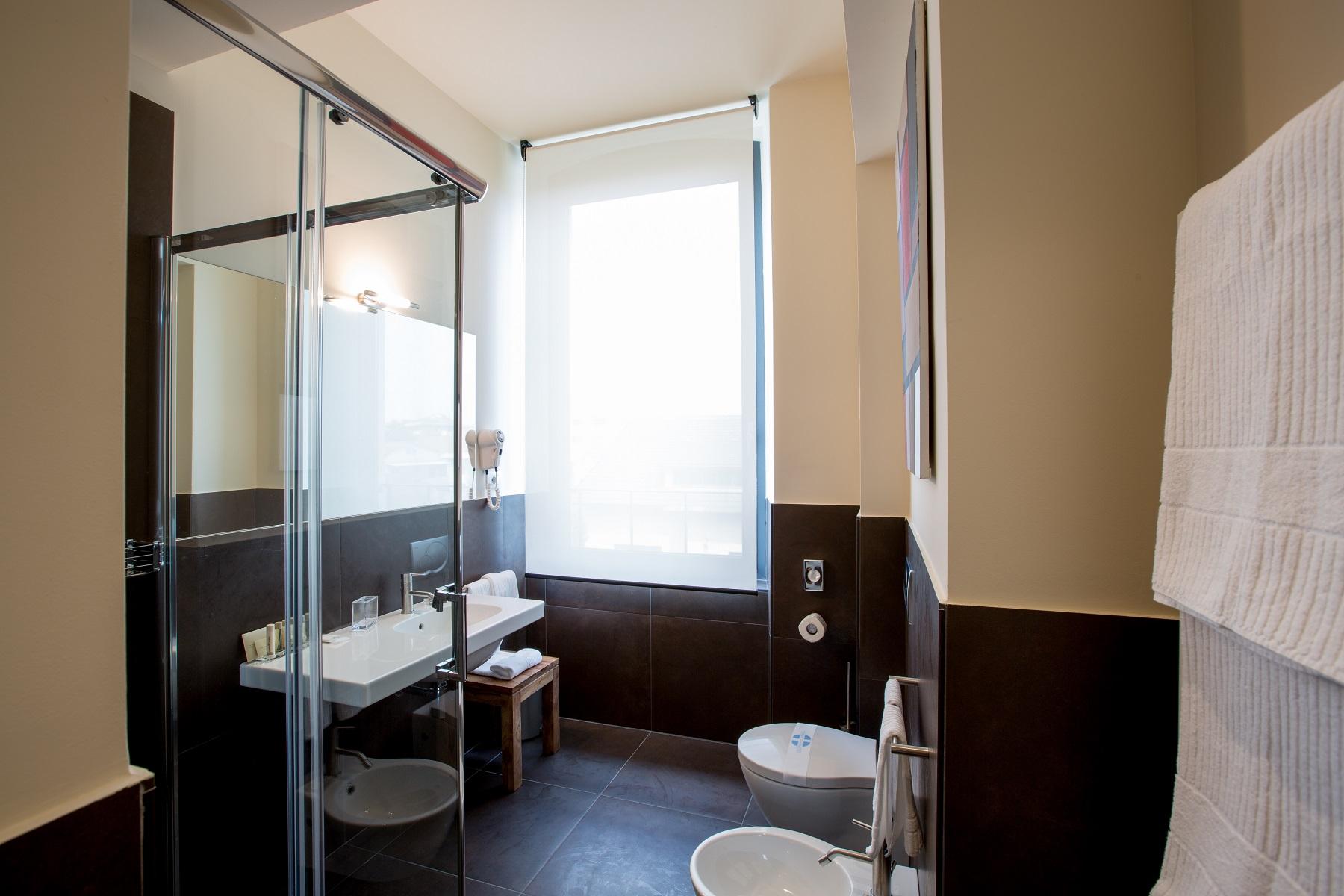 Hotel 900 Bagno Toilette Camere comunicanti