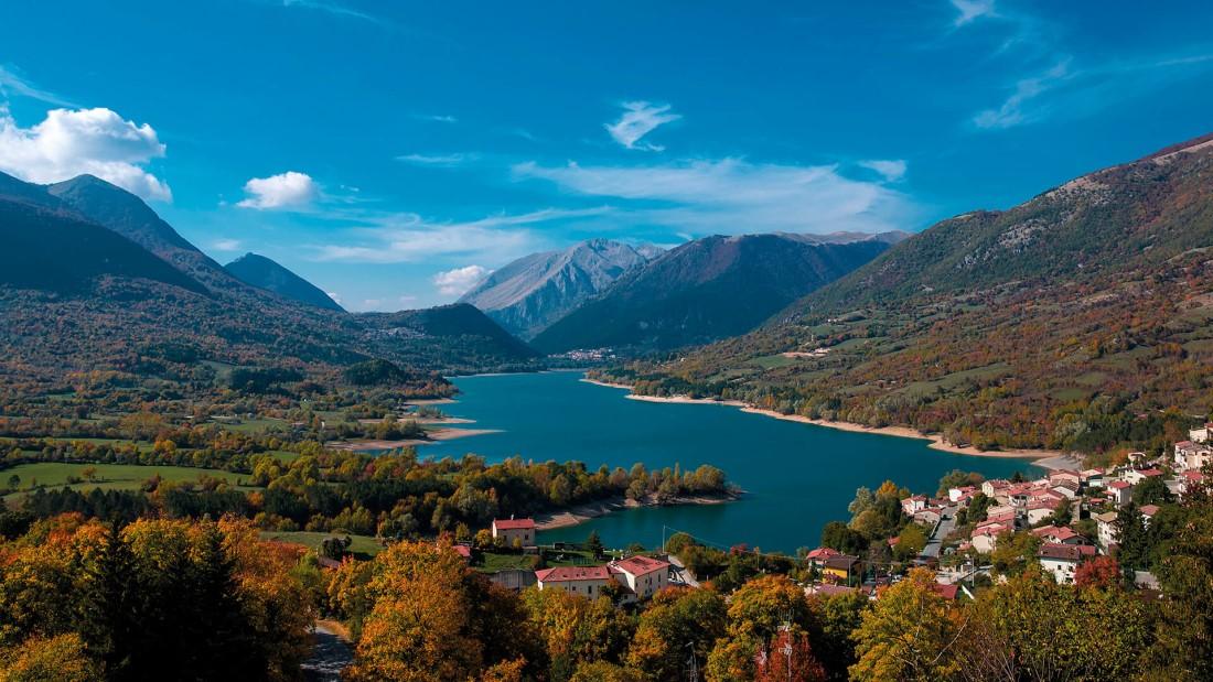 Parco Nazionale D'Abruzzo National Park Natura Nature