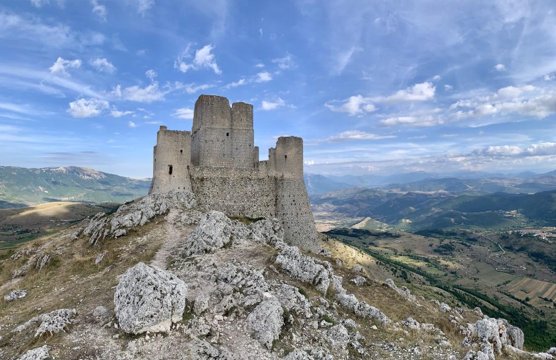Rocca Calascio L'Aquila Abruzzo Castello Natura Landscape