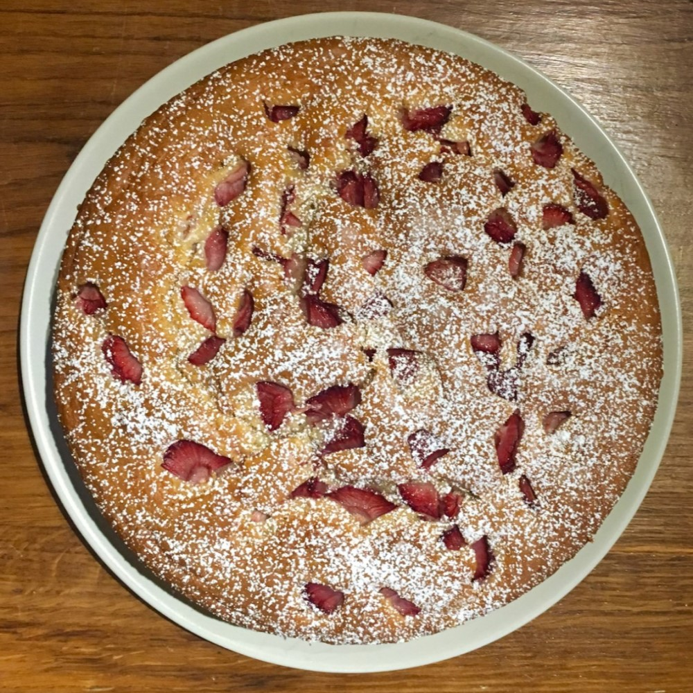 Torta morbida di fragole Hotel 900 Cake Torta Homemade Fatta in casa