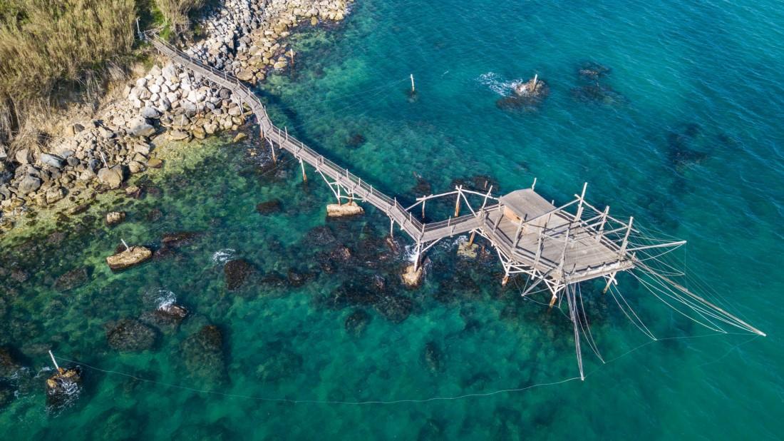 Trabocco Turchino Chieti Mare Sea Natura Nature Meraviglie da scoprire